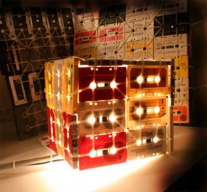 cassette tape light