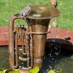 Horn Fountain